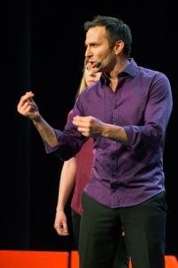 Josh Lenn TEDx Stockholm